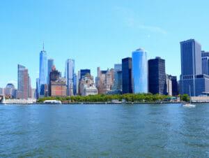 Lunchkryssning i New York