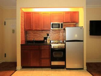 Lägenheter i New York - Radio City Apartments