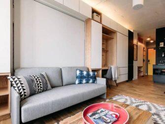 Lägenheter i New York - WeLive Wall Street