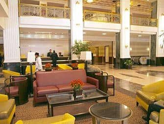 Wyndham New Yorker Hotel i New York - Reception