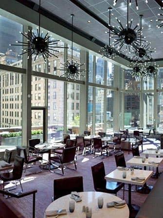 Novotel Times Square - Restaurang