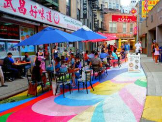 Chinatown i NYC - Gatuvy