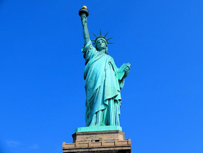 Circle Line Liberty Cruise - Frihetsgudinnan