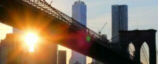 Medeltemperaturer i New York