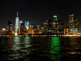 Bateaux middagskryssning i New York - Utsikt