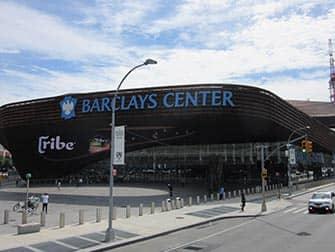 Brooklyn i NYC - Barclay's Center