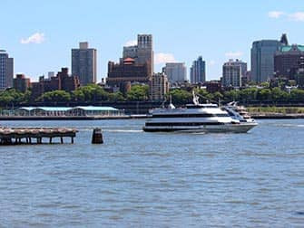 Brooklyn i NYC - Skyline