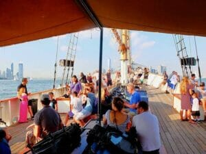 Classic Schooner Sailing Cruise i New York