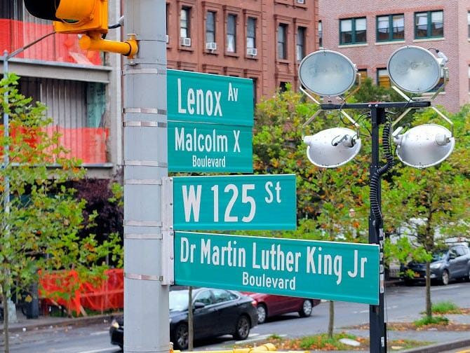 Martin Luther King Jr. Day i New York