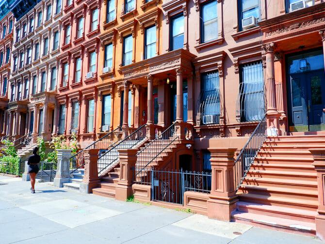 Hip Hop turer i New York- Gata