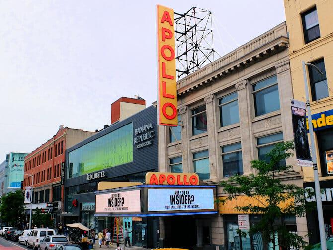 Hip Hop turer i New York - Apollo Theater
