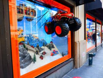 Macys i NYC - Julskyltning
