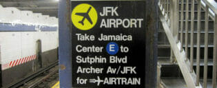 Transfer Manhattan till JFK Airport