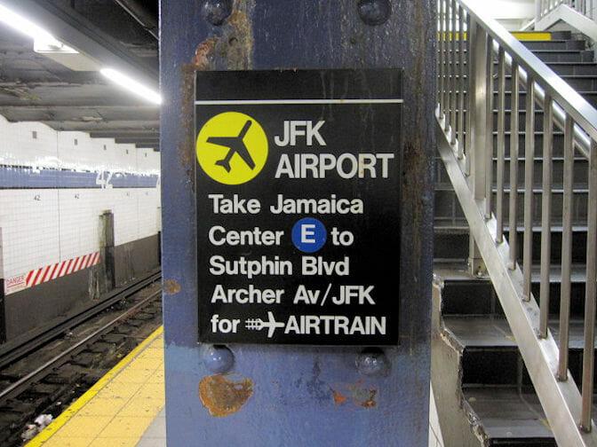 Transfer Manhattan till JFK Airport