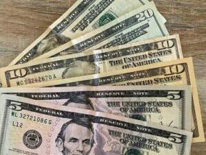 Pengar i New York