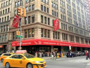 The Strand Bookstore i New York