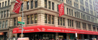 The Strand Bookstore i New York