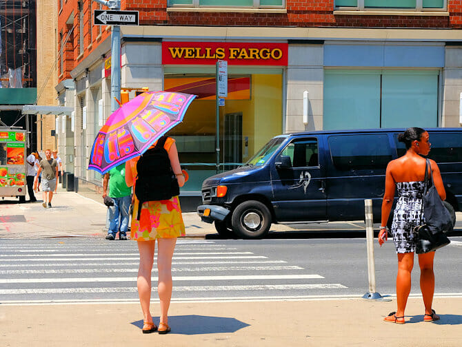 Vilka kläder är det som gäller i New York - Sommar