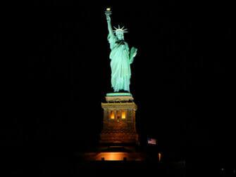Frihetsgudinnan kvällskryssning - Lady Liberty