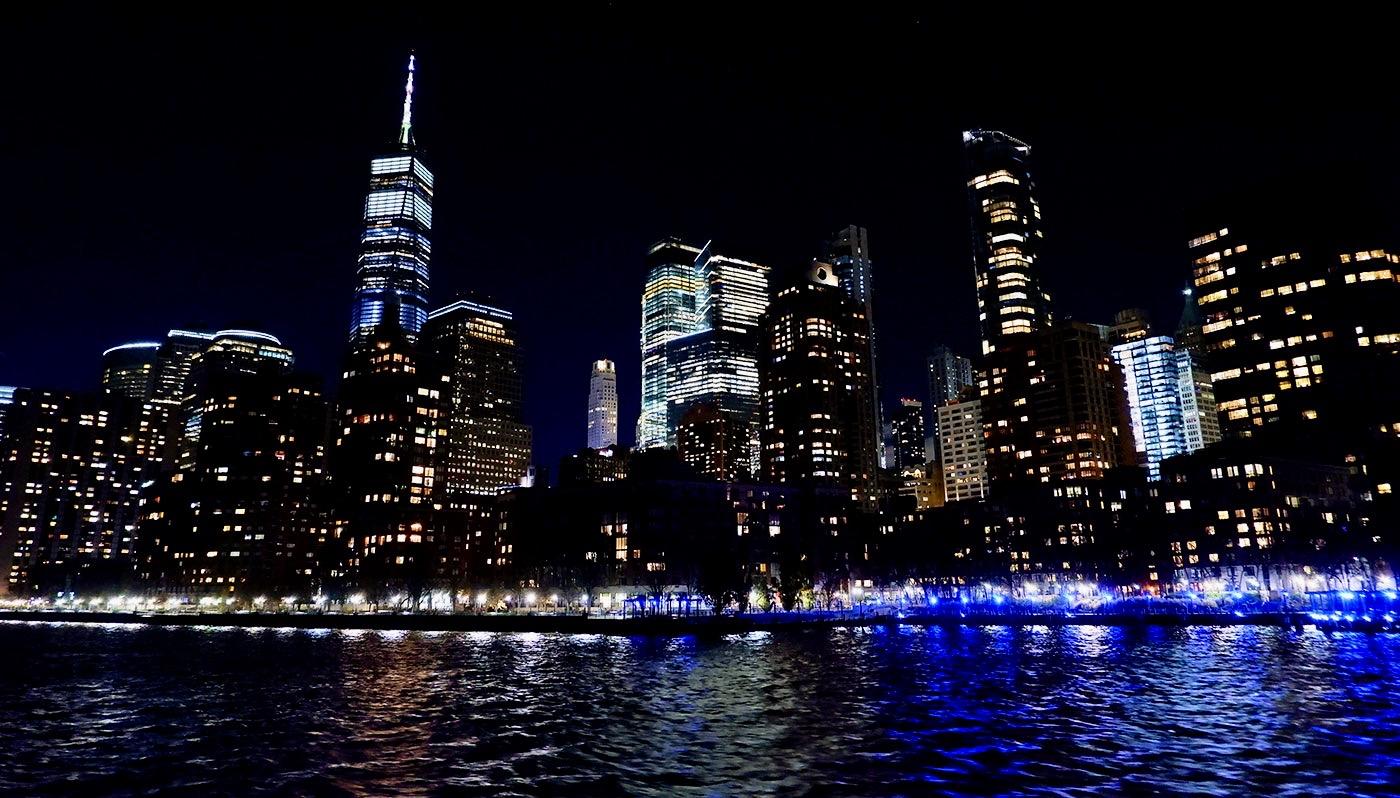 Thanksgiving matkryssningar i New York - Utsikt