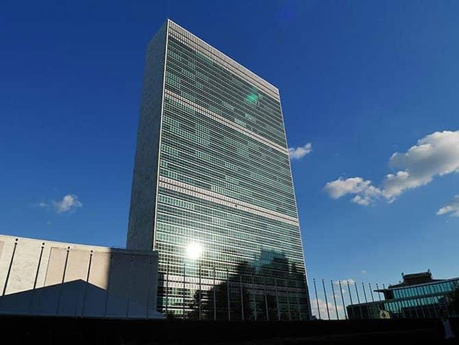 Förenta Nationerna i New York - Huvudkvarter