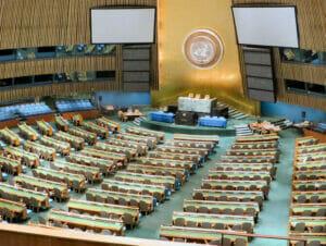 Förenta Nationerna i New York
