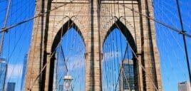 Brooklyn Bridge i New York