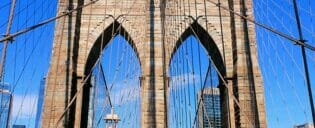 Brooklyn Bridge i New York