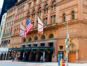 Carnegie Hall i New York