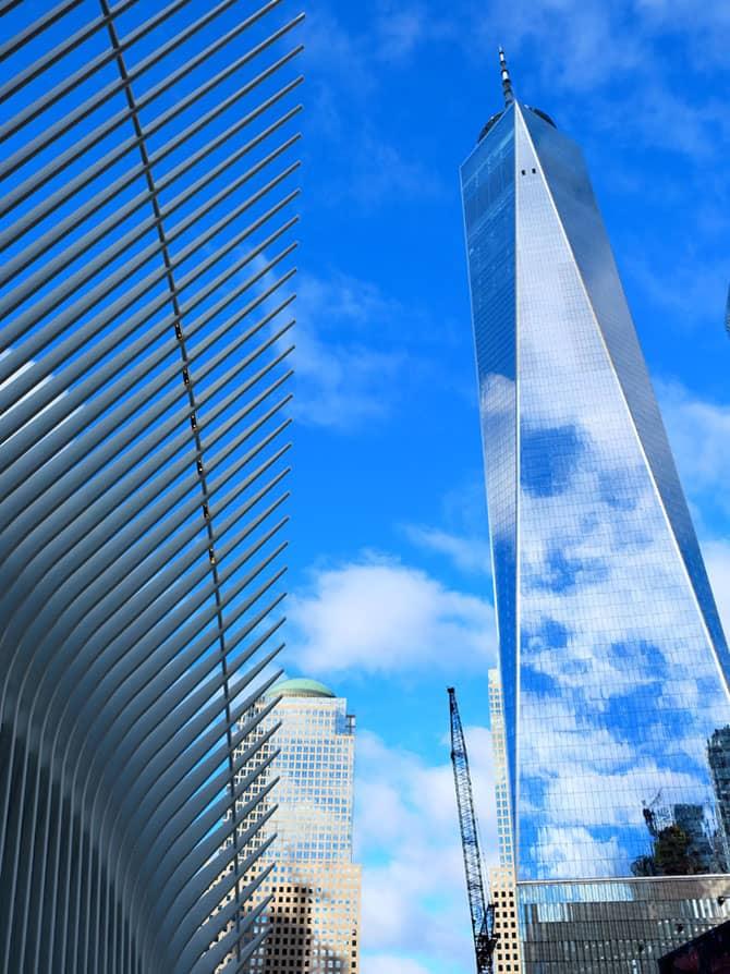 Freedom Tower : One World Trade Center - OWTC och Oculus
