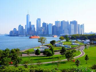 Governors Island i New York - 1WTC