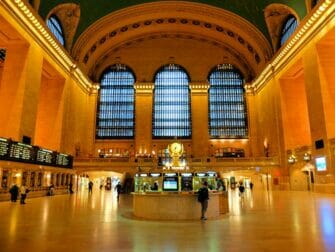Grand Central Terminal i New York- Urverk
