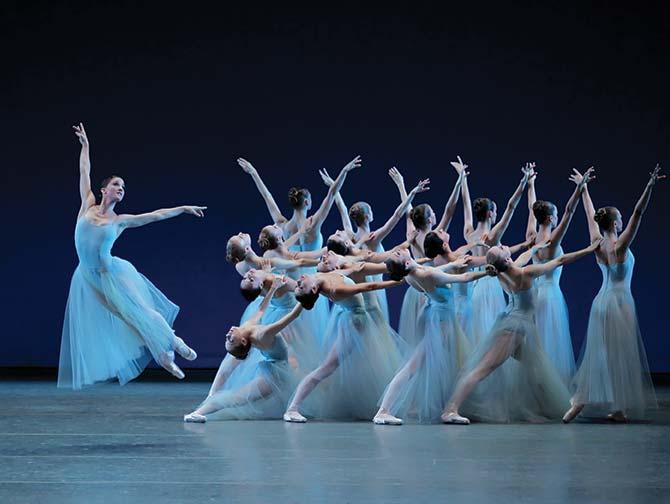 New York City Ballet biljetter - Serenade