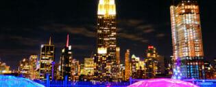 Nattlivet i Midtown New York