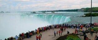 Tredagarsresa från New York State till Kanada och Finger Lakes