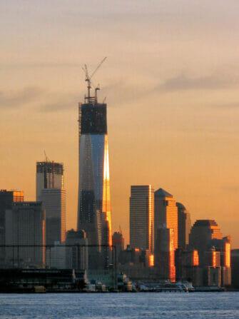 Freedom Tower i NYC - Konstruktion
