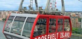 Roosevelt Island Tram i New York