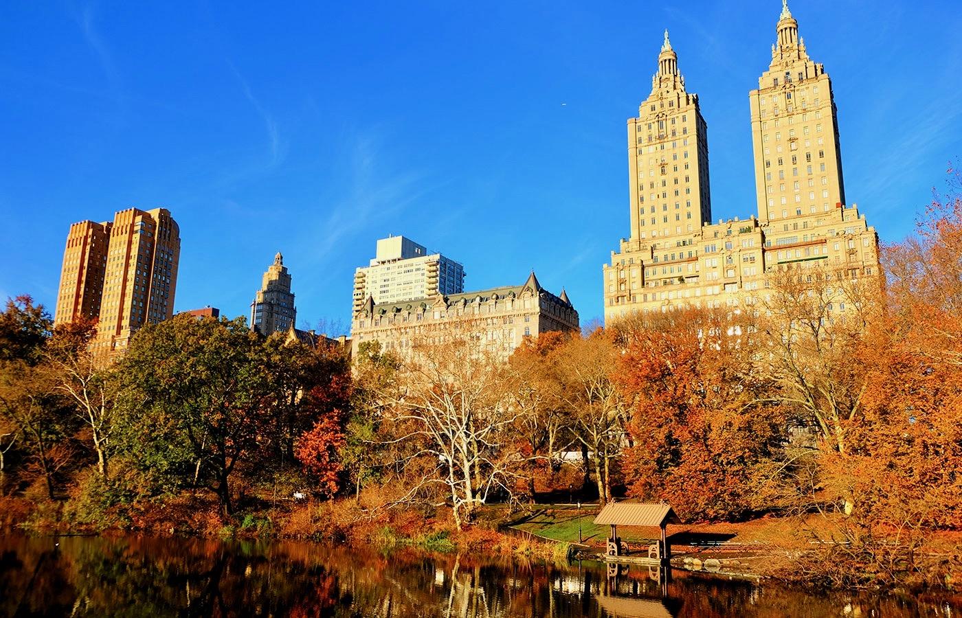 Central Park - Höst