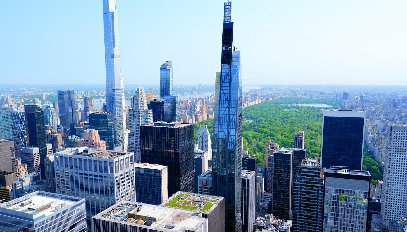 Skillnaden mellan CityPASS och New York Pass - Top of the Rock