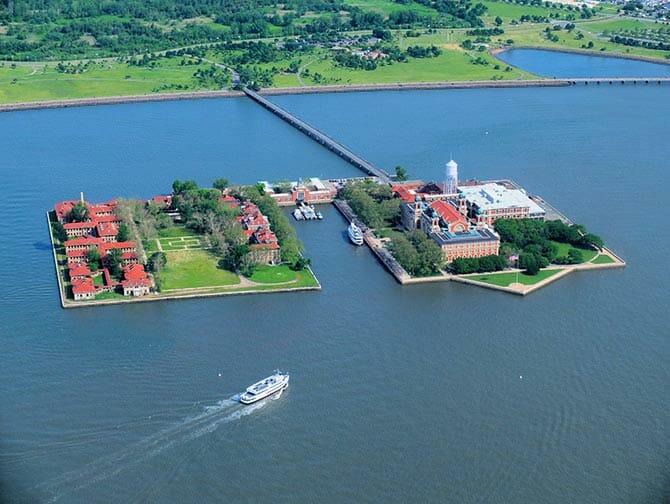 Ellis Island i New York