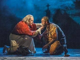 Les Miserables pa Broadway i New York