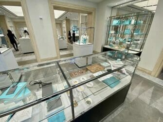 Tiffany & Co. New York - Vitriner