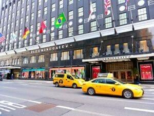 Shoppa på Upper East Side i New York