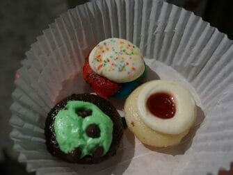 Bästa cupcakes i New York - Baked by Melissa förpackning