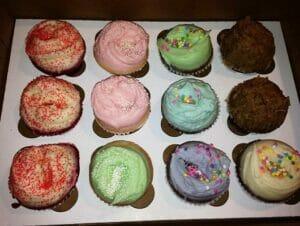 Bästa cupcakes i New York