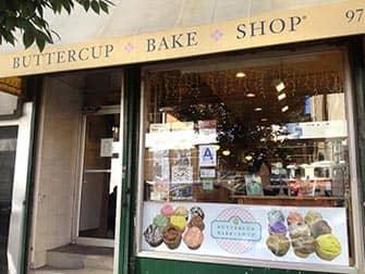 Bästa cupcakes i New York - Buttercup Bake Shop