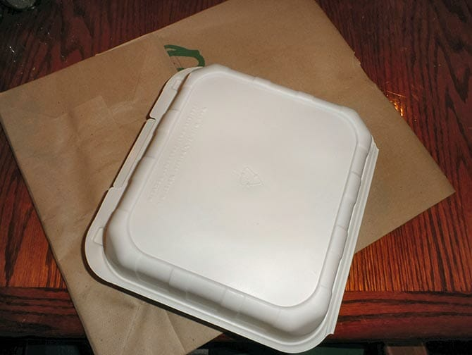 Doggy Bag in New York