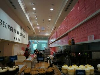 Bästa cupcakes i New York - Georgetown Cupcakes