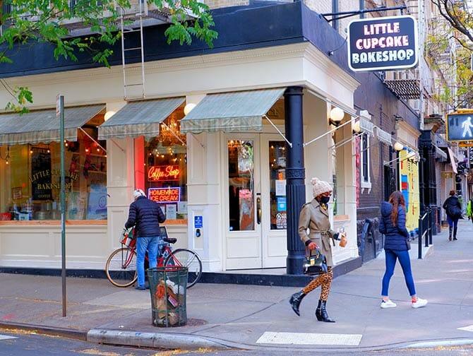 Bästa cupcakes i New York - Little Cupcake Bakeshop