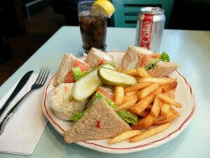 Lunch i New York